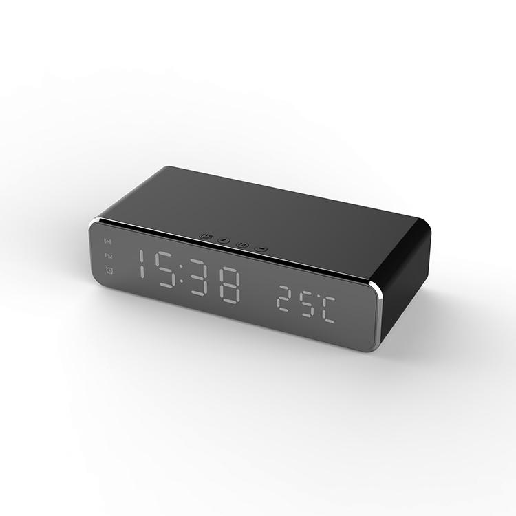 Temperature Display Wireless Charging Pad