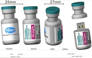 bottle shape usb drive