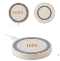 wheat wireless charger mini design