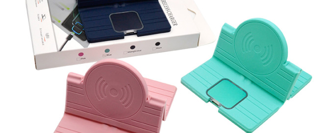 wireless charging pad silicon