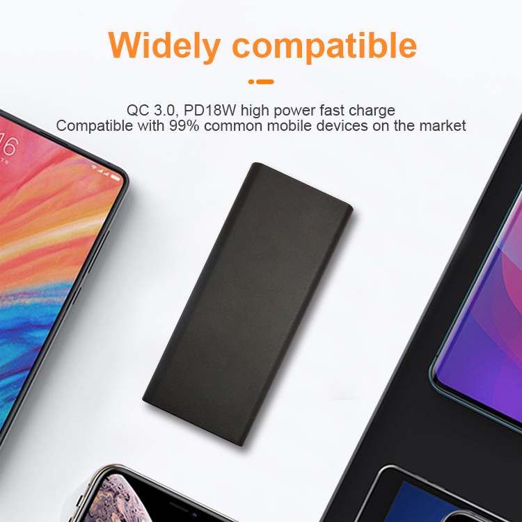 super fast 18W 10000mah power charger