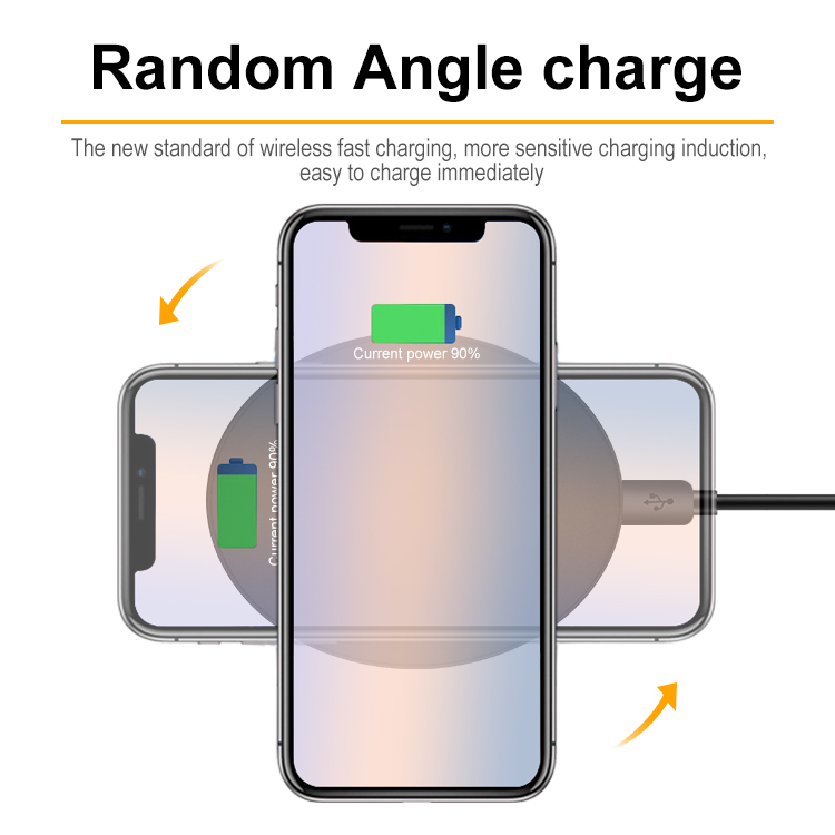 slim wireless charger (