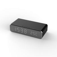 258 digital clock wireless charger