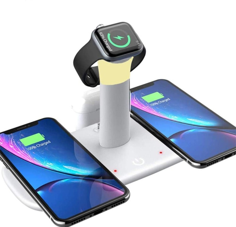 5 in 1 wireless charger