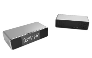 6019 bluetooth speaker charger and clock