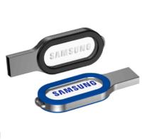 Metal USB light logo