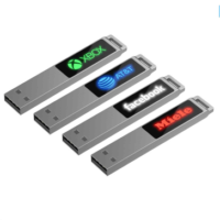 backlight logo usb key
