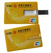memory card flash drive 2 sides full color