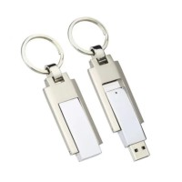 big keyring usb flash disk, turn design