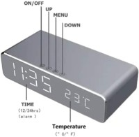 time and temperature for wireless charger