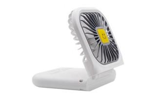 fan wireless charger power bank
